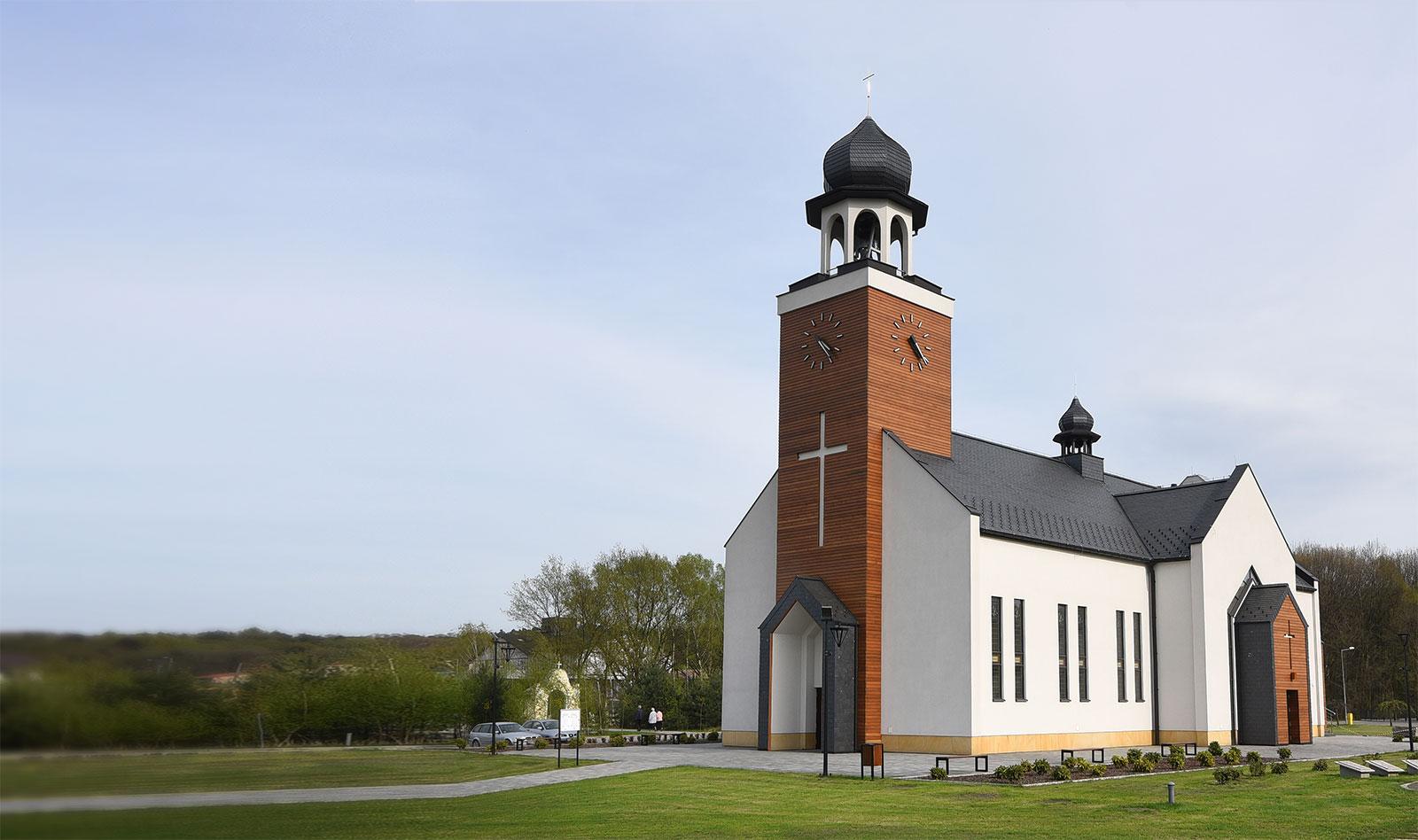 Rzymskokatolicka parafia pw. św. Józefa Robotnika w Nieboczowach