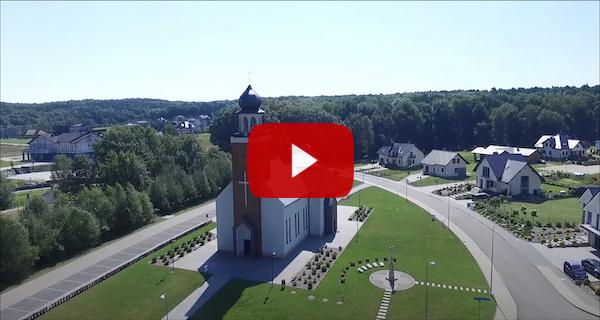 Prezentacja wideo parafii w Nieboczowach